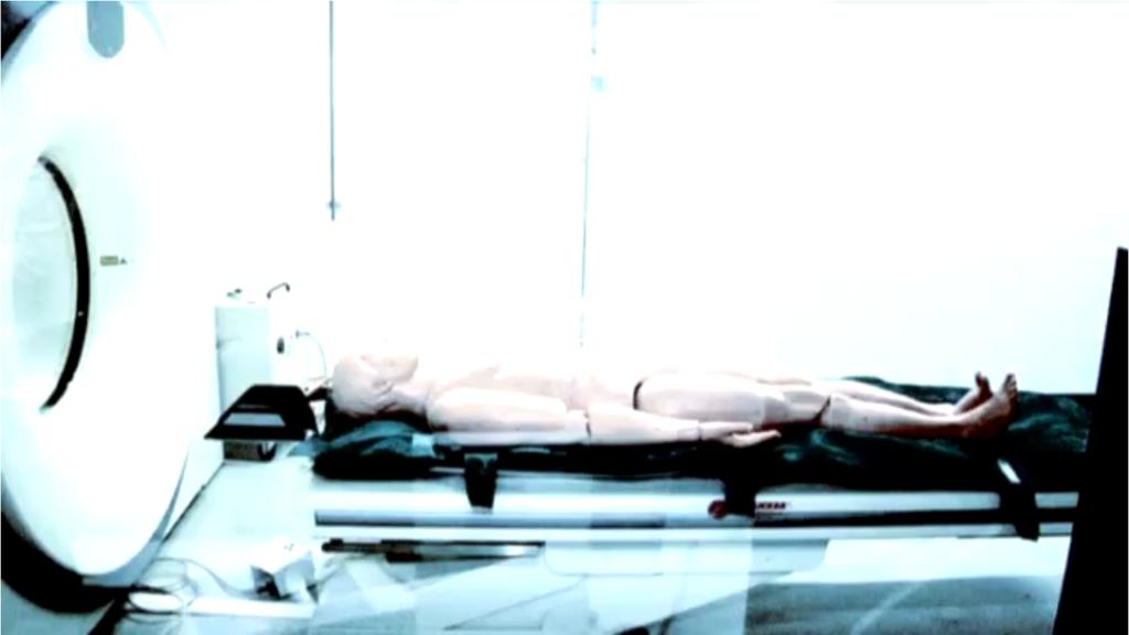 Autopsie ohne Skalpell und Säge – Sequence from SF Einstein – Mar 11, 2010
